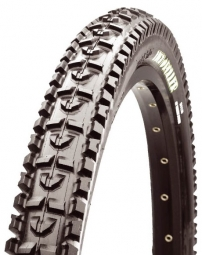 MAXXIS Pneu High Roller 26'' TubeType Rigide 42A Super Tacky 2 Ply