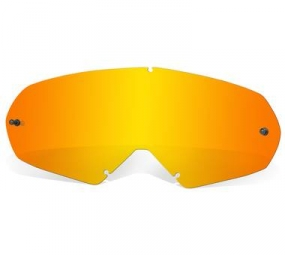 OAKLEY Ecran de Rechange MAYHEM Fire Iridium Ref 02-196