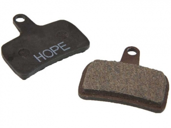 HOPE Paire de Plaquettes Mono mini Standard Organique