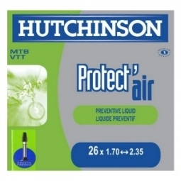 Hutchinson Chambre à air Butyl Protect'Air 26*1.70 à 2.35 Presta Peti