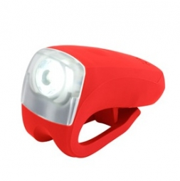 KNOG Lampe avant Boomer LED - Rouge
