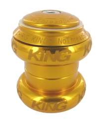 CHRIS KING Jeu de Direction Externe 1''1/8 GOLD