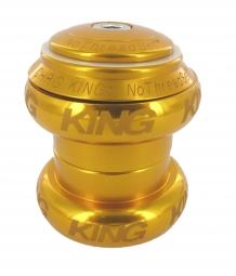 CHRIS KING Jeu de Direction Externe 1''1/8 GOLD