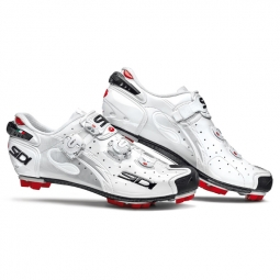 Chaussures VTT Sidi Drako Blanc vernis