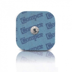COMPEX 4 Électrodes EasySnap Performance 50 x 50 mm