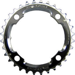 Race Face Plateau Team noir 22 dents entraxe 64 / 4 branches 9V