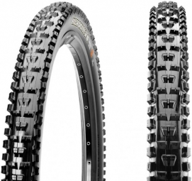 MAXXIS Pneu HIGH ROLLER II 26x2.40 Super Tacky 42A Tubetype Rigide TB74177600