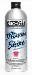MUC OFF Polish MIRACLE SHINE Pour Vélo 500 ml
