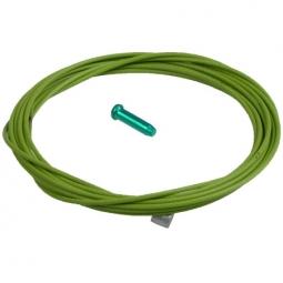 KCNC Câble de dérailleur téflon Vert