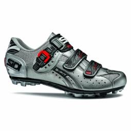 Chaussures VTT Sidi Eagle 5 Fit Titane (Gris)