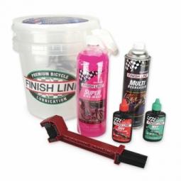 FINISH LINE Kit entretien PRO CARE 6.0