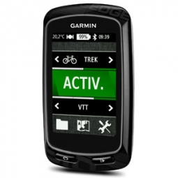 GARMIN GPS EDGE 810 BUNDLE HRM + CAD + CITY NAVIGATOR Europe