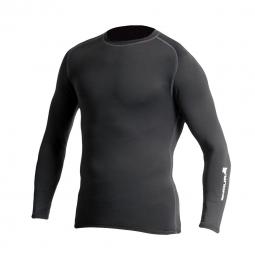 ENDURA T-shirt manches longues Frontline Noir