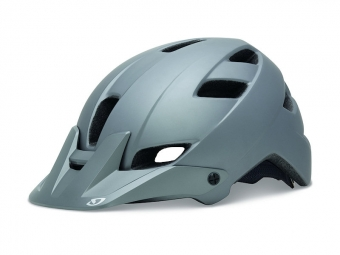 Casque Giro FEATURE Titane Mat