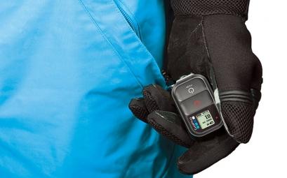 GOPRO Télécommande pour Hero+ LCD,2,3,3+,4