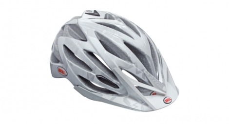 Casque Bell VARIANT Blanc Argent