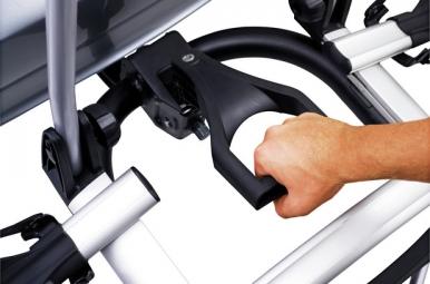 THULE Porte Vélo pour boule d´attelage EUROWAY G2 921 pour 2 Vélos