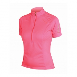 ENDURA Maillot Femme XTRACT Rose