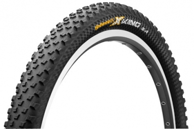 CONTINENTAL Pneu X-KING 26'' Protection Black Chili Souple