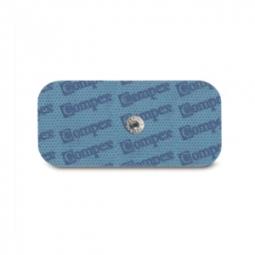 COMPEX 2 Électrodes EasySnap Performance 1 Snap 50 x 100 mm
