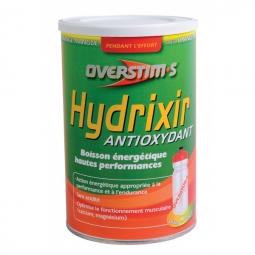 OVERSTIMS Boisson énergétique HYDRIXIR ANTIOXYDANT boîte de 600g Goût Grenade - Guar