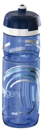 ELITE Bidon HYGENE SUPERCORSA Bleu Transparent 750 ml