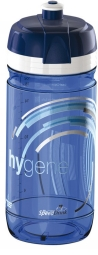 ELITE Bidon Hygene Corsa Bleu Transparent 550 ml
