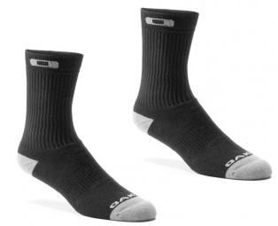 OAKLEY lot de 5 Paires de Chaussettes PERFORMANCE BASIC CREW Noir