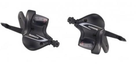 Shimano Paire de Shifter ACERA M390 3x9 Vitesses Noir
