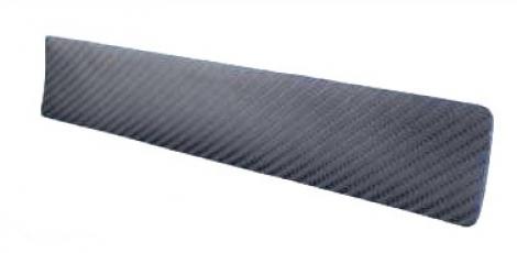 YTWO Protege base Carbone cuir pour tube inférieur