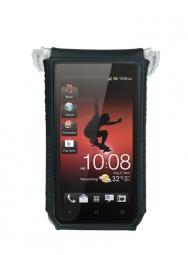 TOPEAK Housse pour Smartphone DRYBAG 4 pour écran 3 et 4'' Noir