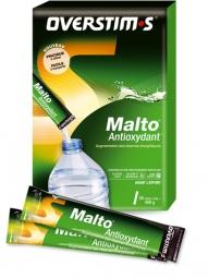 OVERSTIM'S Boite 20 sticks MALTO ANTIOXYDANT assortiment d'arômes