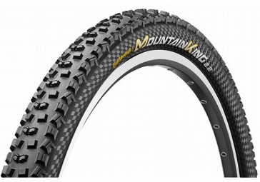 CONTINENTAL Pneu MOUNTAIN KING 2 29'' Protection Souple Tubeless Ready