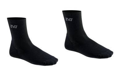 MAVIC Paire de Chaussettes NOTCH Noir
