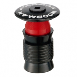 WOODMAN Expandeur + Capot de Direction COMP PH Aqua Noir