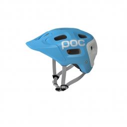 Casque Poc TRABEC RACE MIPS Bleu Gris