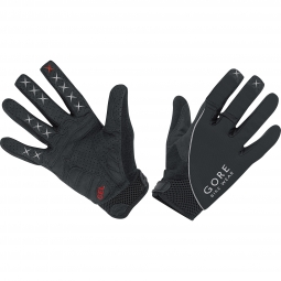 GORE BIKE WEAR Paire de Gants Longs ALP-X 2.0 Noir