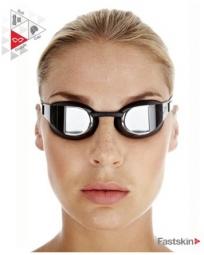 SPEEDO Pair of Swim Goggles Fastskins 3 Elite Mirror Black/Smoke