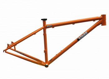 SOBRE 2013 Cadre DAD 29'' Orange