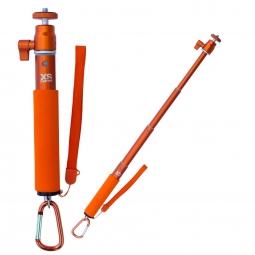 XSORIES Perche Téléscopique BIG U SHOT 95 cm Orange