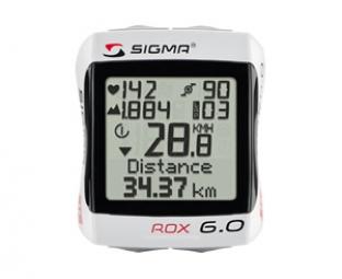 SIGMA Compteur Cardio Altimètre ROX 6.0