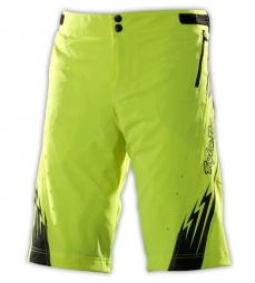TROY LEE DESIGNS Short RUCKUS Jaune