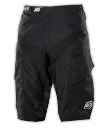 TROY LEE DESIGNS Short MOTO Noir