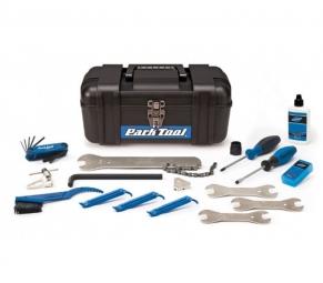 PARK TOOL Caisse d´entretien et réparation 15 outils SK-1
