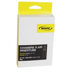 MAVIC Chambre à air 700x21-25c Valve presta 60 mm