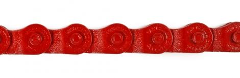 TSC Chaine demi maillon 3/32 INTERLOCK Rouge