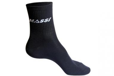 MASSI Socquettes SPORT Noir