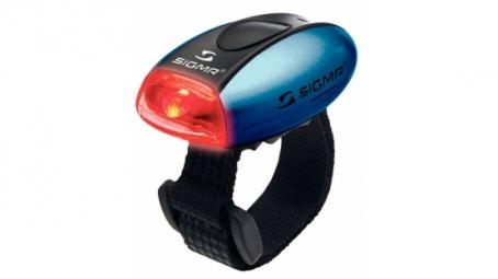 SIGMA Lampe arrière LED MICRO Bleu