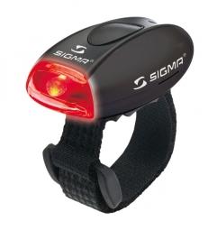 SIGMA Lampe arrière LED MICRO Noir