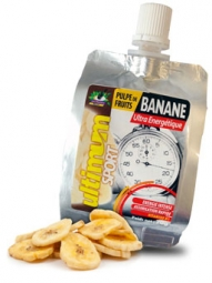 ULTIMUM Gel énergétique SPORT goût Banane 70g